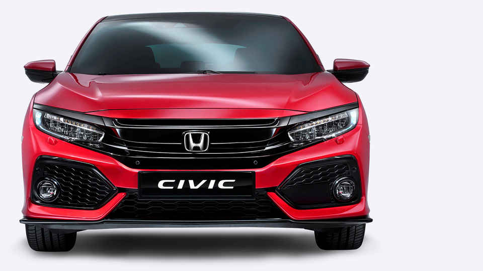 New Honda Civic 1.6 diesel. Available to order now.