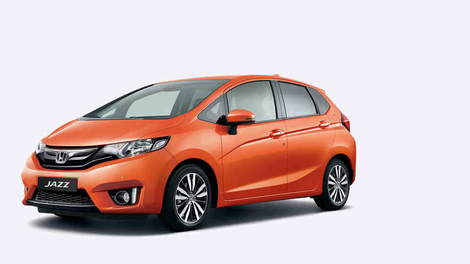 New Honda Jazz 1.5 petrol. Available to order now.