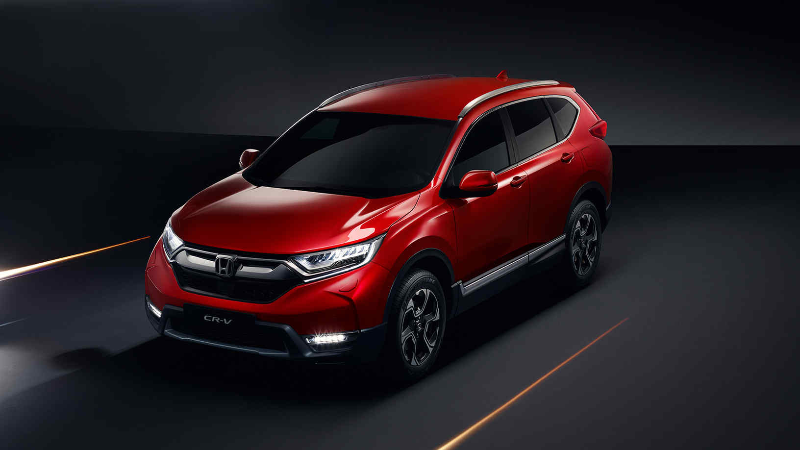 The All New CR-V - redesigned and re-engineered from the ground up