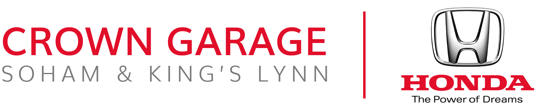 Crown Garage Honda | Honda Dealership Soham & King's Lynn
